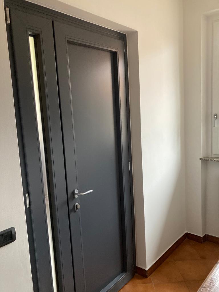 interno portoncino ingresso pvc